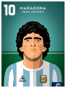 Legends - Maradona