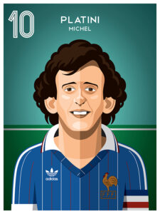 Legends -Platini