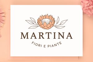 Logo Martina